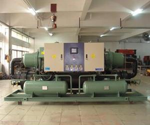 DWSH380节能型超高温热泵热水机组
