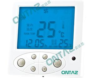 液晶式温控器