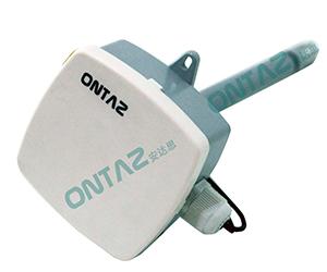 数显风管温湿度传感器