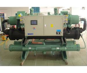 DWSH350节能型超高温热泵热水机组