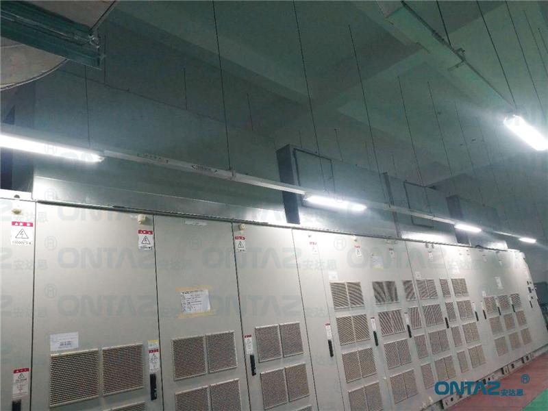 广州晟盈上海某钢铁集团空水冷项目案例